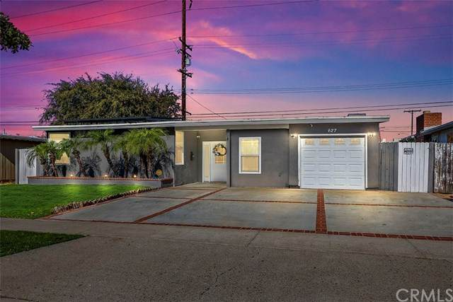 627 W Maplewood Avenue, Fullerton, CA 92832 (#302967942) :: San Diego Area Homes for Sale