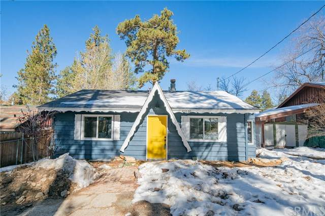 40110 Highland Road, Big Bear, CA 92315 (#302968020) :: SD Luxe Group