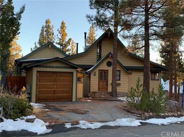 896 Panamint Mountain Drive, Big Bear, CA 92314 (#302968292) :: COMPASS