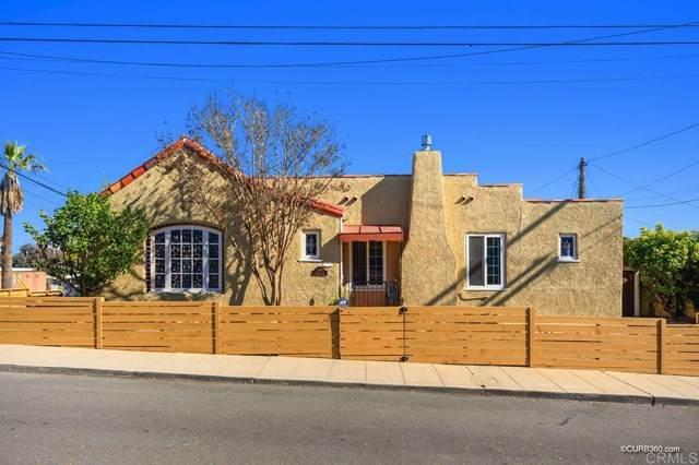 3069 Mckinley Street, San Diego, CA 92104 (#302968580) :: Dannecker & Associates