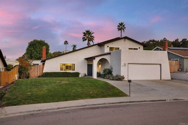 456 Skyview Street, El Cajon, CA 92020 (#302968942) :: Solis Team Real Estate