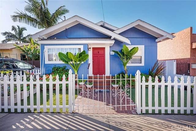 681 Mira Mar Avenue, Long Beach, CA 90814 (#302969000) :: Dannecker & Associates