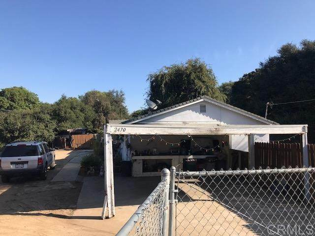 2470 Green Canyon Rd, Fallbrook, CA 92028 (#302969187) :: Zember Realty Group