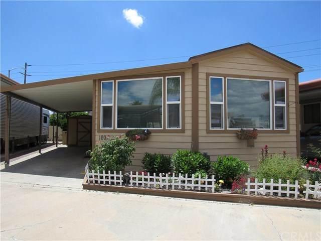 1295 S Cawston Avenue #169, Hemet, CA 92545 (#302969201) :: COMPASS