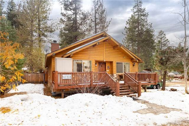 39233 Willow Landing Road, Big Bear, CA 92315 (#302969675) :: COMPASS