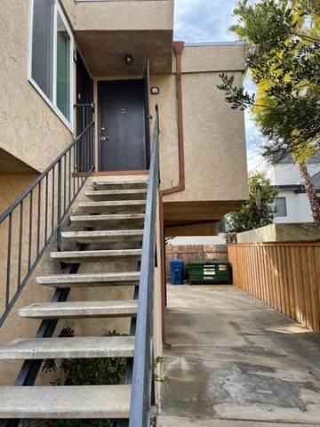 4220 Fifth Ave. Unit 6, San Diego, CA 92103 (#302970243) :: The Stein Group