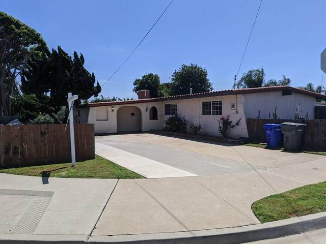 1402 10th St, Imperial Beach, CA 91932 (#302970365) :: SD Luxe Group