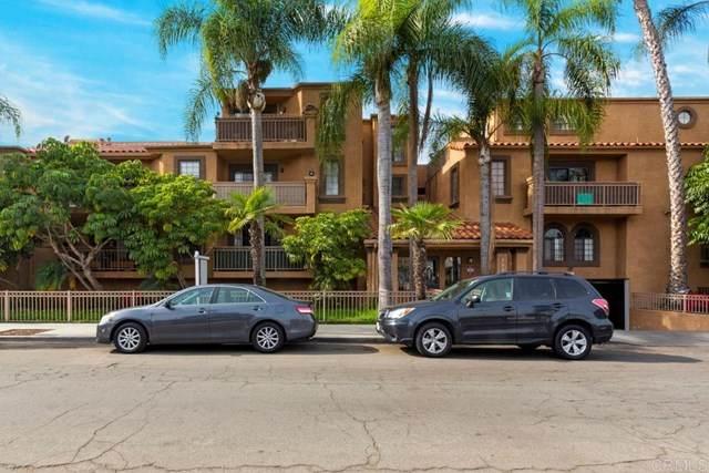 1509 Stanley Avenue #302, Long Beach, CA 90804 (#302970523) :: COMPASS