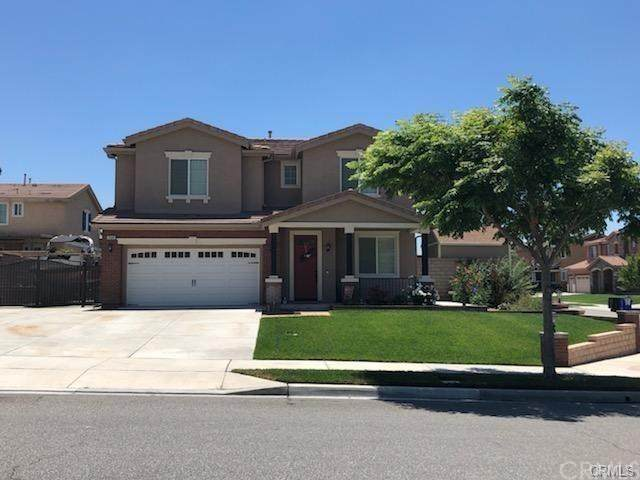 15345 Thistle Street, Fontana, CA 92336 (#302970800) :: COMPASS
