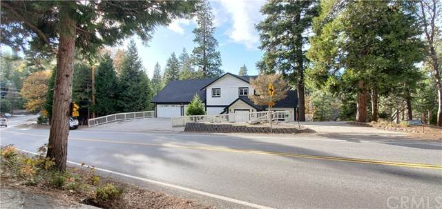 236 Grass Valley Road, Lake Arrowhead, CA 92352 (#302971330) :: SD Luxe Group