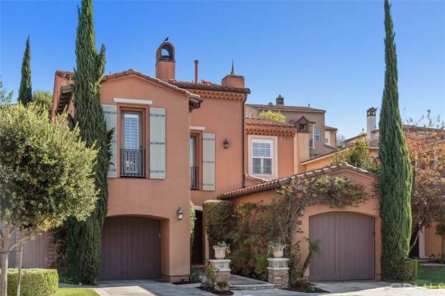 110 Treehouse, Irvine, CA 92603 (#302971617) :: Wannebo Real Estate Group