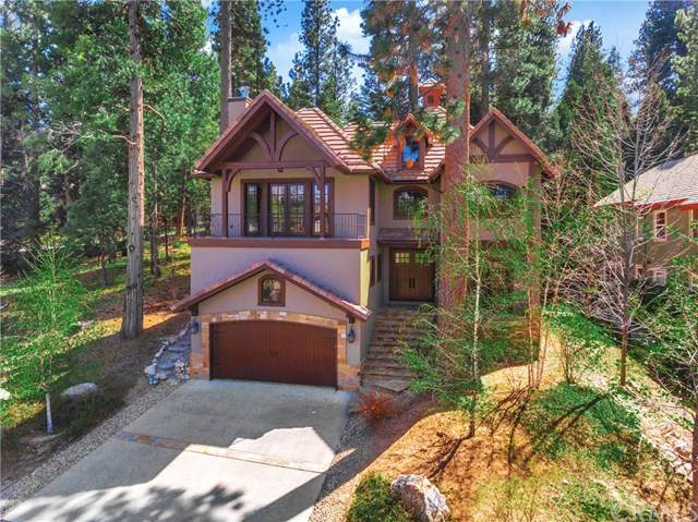 27556 Meadow Bay Drive, Lake Arrowhead, CA 92352 (#302971628) :: Tony J. Molina Real Estate
