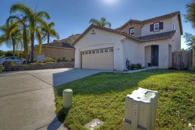1283 Avenida Amistad, San Marcos, CA 92069 (#302971814) :: Yarbrough Group