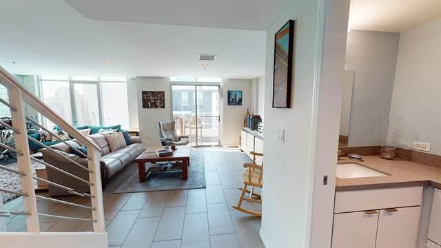 425 W Beech Street #1751, San Diego, CA 92101 (#302971946) :: Cay, Carly & Patrick | Keller Williams