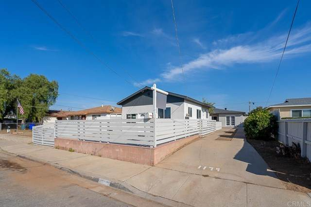 1177 12th St., Imperial Beach, CA 91932 (#302971968) :: Yarbrough Group