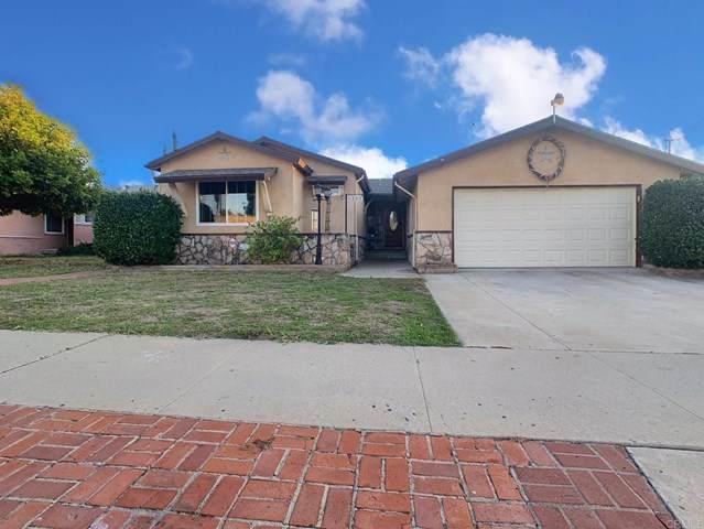 1307 E Lexington Ave, El Cajon, CA 92019 (#302972138) :: Tony J. Molina Real Estate