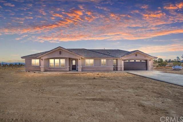 11195 White Road, Phelan, CA 92371 (#302972148) :: Solis Team Real Estate
