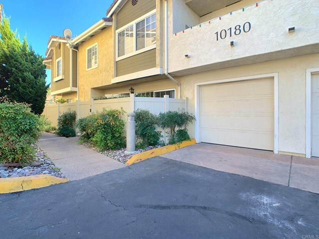 10180 Palm Glen Drive #59, Santee, CA 92071 (#302972335) :: Tony J. Molina Real Estate
