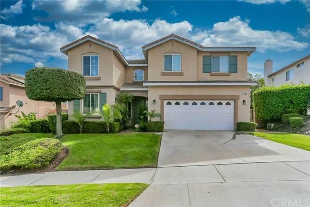 2184 Blazing Street, Corona, CA 92879 (#302973063) :: SunLux Real Estate