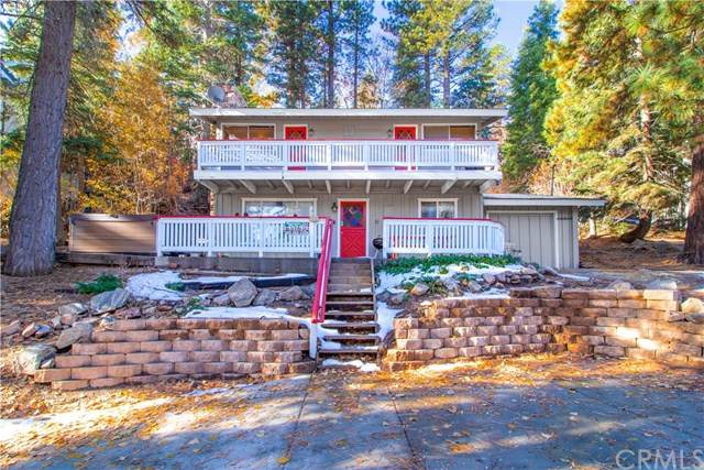1212 Club View Drive, Big Bear, CA 92315 (#302973088) :: SunLux Real Estate