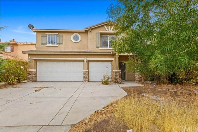 13849 Bluegrass Place, Victorville, CA 92392 (#302973181) :: SunLux Real Estate