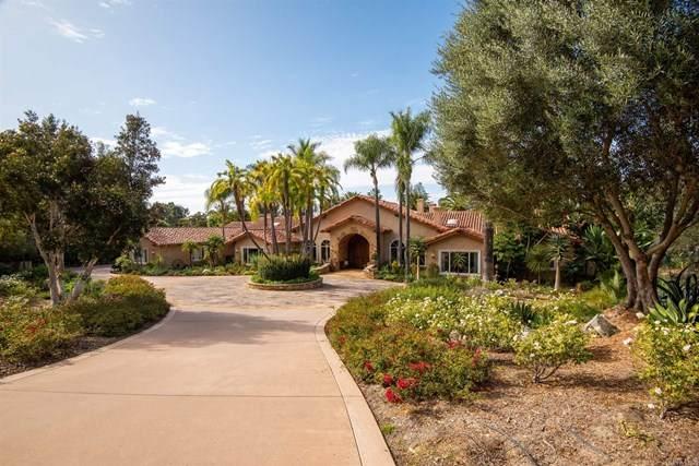 17550 Via De Fortuna, Rancho Santa Fe, CA 92067 (#302973588) :: SD Luxe Group