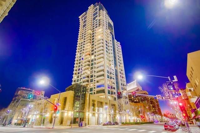550 Front Street #2003, San Diego, CA 92101 (#302973629) :: SD Luxe Group