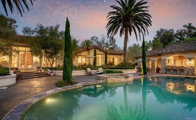 5550 Linea Del Cielo, Rancho Santa Fe, CA 92067 (#302973966) :: SD Luxe Group