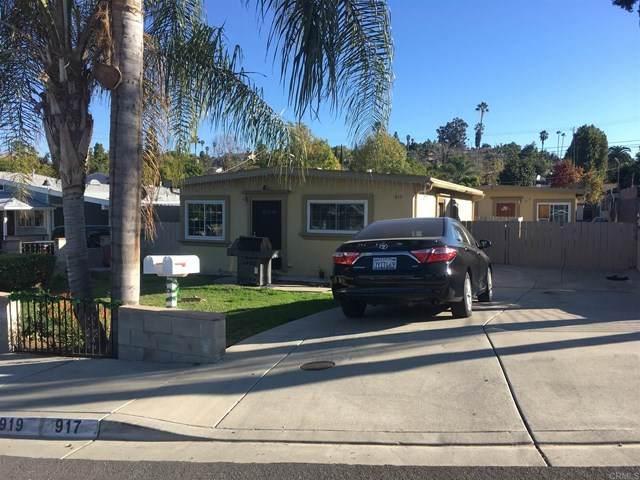 917 E 3rd Avenue, Escondido, CA 92025 (#302973974) :: The Marelly Group | Compass