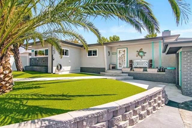 764 Hacienda Drive, El Cajon, CA 92020 (#302974511) :: SD Luxe Group