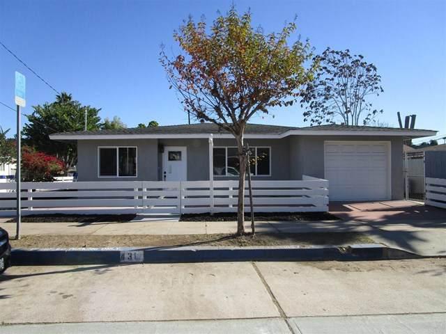 431 33rd St, San Diego, CA 92102 (#302975842) :: Solis Team Real Estate