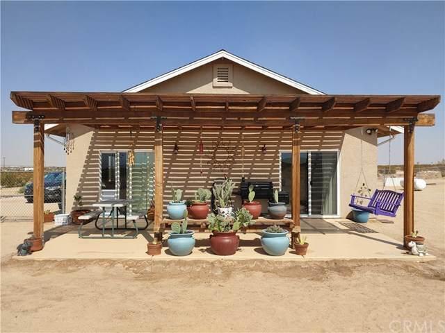 69931 Mesa Drive, 29 Palms, CA 92277 (#302976088) :: The Legacy Real Estate Team