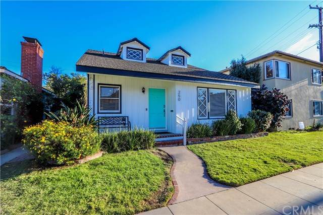 250 Pomona Avenue, Long Beach, CA 90803 (#302976204) :: The Legacy Real Estate Team