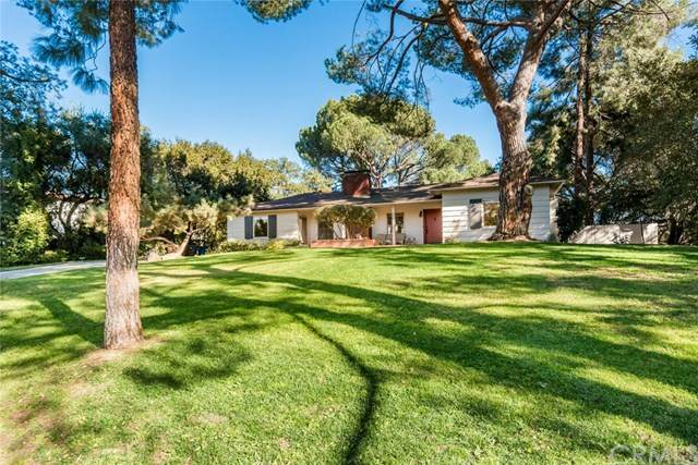 3914 Alta Vista Drive, La Canada Flintridge, CA 91011 (#302980696) :: Dannecker & Associates