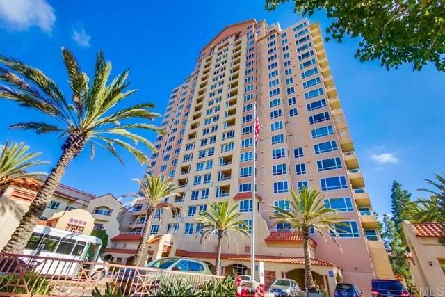 3890 Nobel #701, San Diego, CA 92122 (#NDP2003545) :: Wannebo Real Estate Group