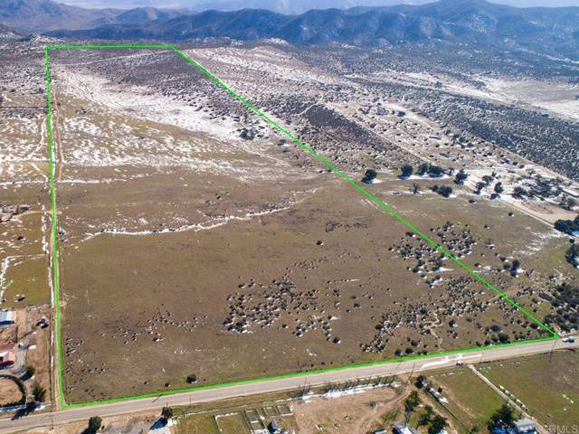 0 Montezuma Road, Ranchita, CA 92066 (#302984771) :: PURE Real Estate Group
