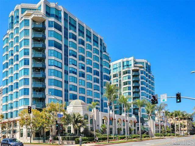 2500 6Th Avenue #404, San Diego, CA 92103 (#302985066) :: Dannecker & Associates