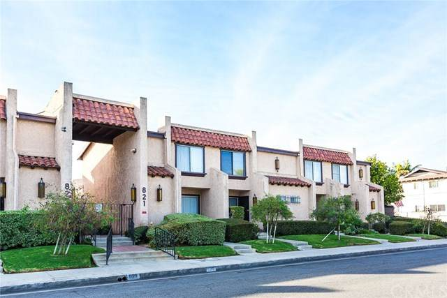 821 S Chapel Ave. #11, Alhambra, CA 91801 (#302985242) :: Compass