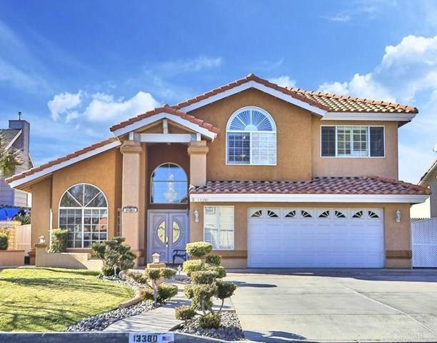 13380 Driftwood, Victorville, CA 92395 (#302985519) :: Tony J. Molina Real Estate