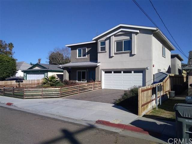1249 12th Street, Imperial Beach, CA 91932 (#302987470) :: Yarbrough Group