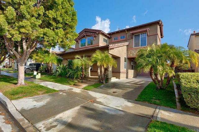 1537 Picket Fence Drive, Chula Vista, CA 91915 (#302988314) :: Team Forss Realty Group