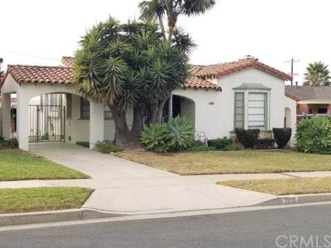 7813 West Boulevard, Inglewood, CA 90305 (#302989287) :: Tony J. Molina Real Estate