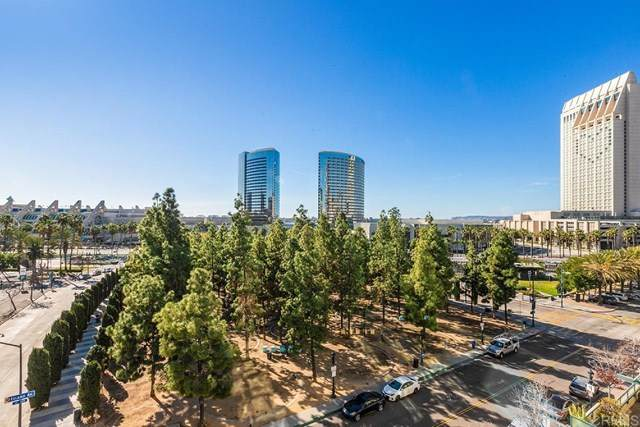 510 1st Ave #602, San Diego, CA 92101 (#302989647) :: SunLux Real Estate