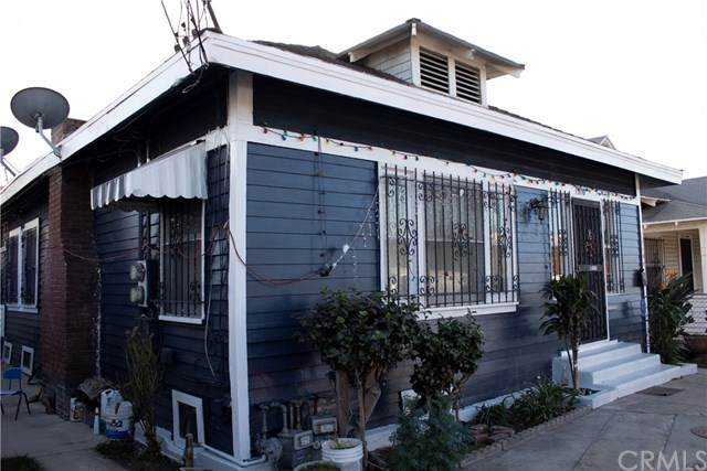 1516 W 22nd Street, Los Angeles, CA 90007 (#302990459) :: Compass