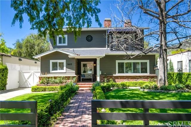 1403 Linda Vista Avenue, Pasadena, CA 91103 (#302990466) :: Dannecker & Associates