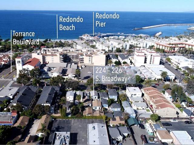 224 S Broadway, Redondo Beach, CA 90277 (#302990537) :: COMPASS