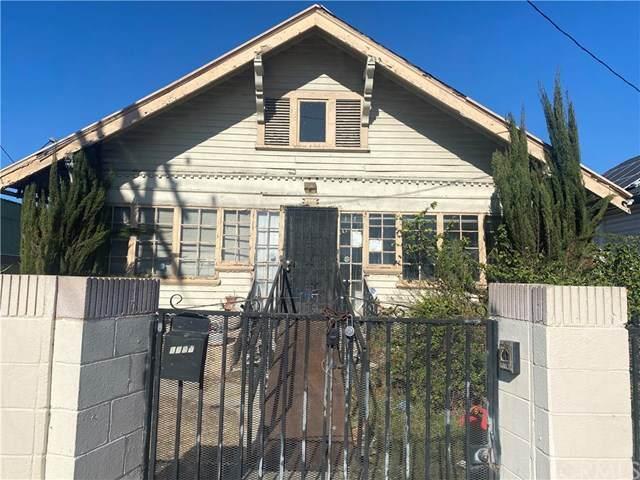 1351 E 53rd Street, Los Angeles, CA 90011 (#302991163) :: Compass