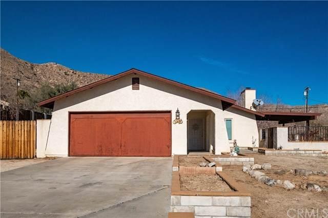 48972 Park Avenue, Morongo Valley, CA 92256 (#302991484) :: Tony J. Molina Real Estate