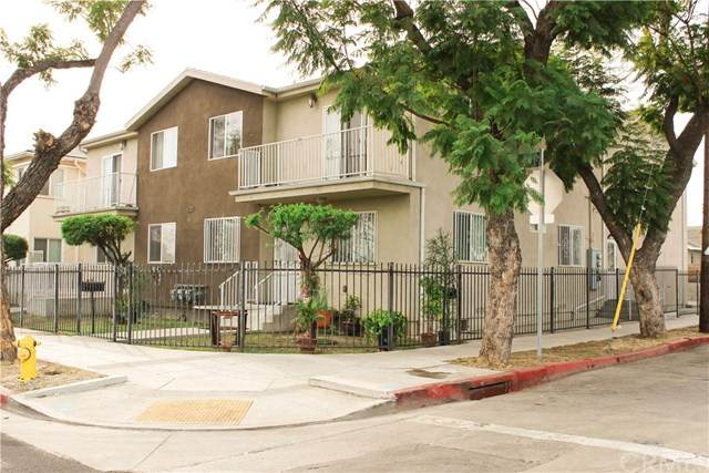 6301 8th Avenue, Los Angeles, CA 90043 (#302992067) :: Compass