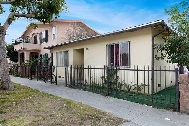 1527 Cedar Ave, Long Beach, CA 90813 (#302992214) :: Team Forss Realty Group